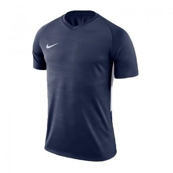 Nike Tiempo (granatowo-biały)