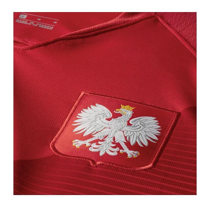 Nike Oficjalna Koszulka Wyjazdowa Reprezentacji Polski Stad JSY MŚ 2018