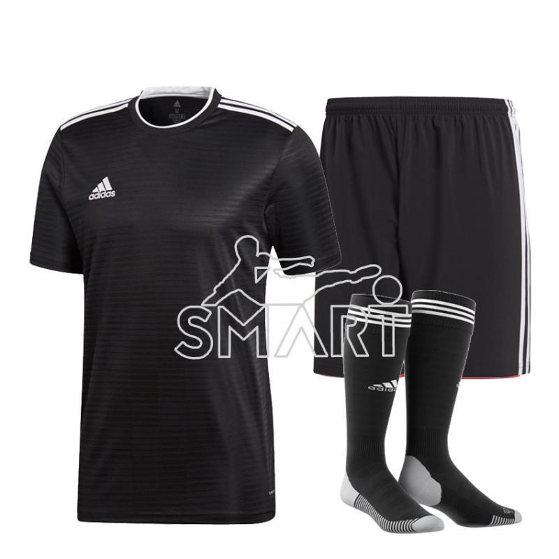 80fecd613 Strój sportowy Adidas Condivo czarny
