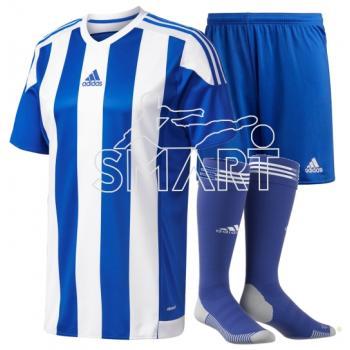 Adidas Striped 15 (niebiesko-biały)