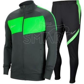 Nike dres Academy Pro Suit (zielono/szary)