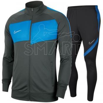 Nike dres Academy Pro Suit (szaro/niebieski)