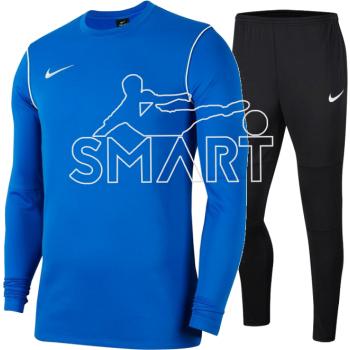 Nike dres Park 20 TRG TOP Suit (niebieski)