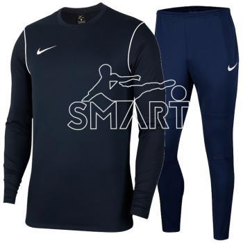 Nike dres Park 20 TRG TOP Suit (granat)
