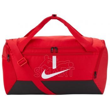 nike torba Academy Team Duffel (czerwona)
