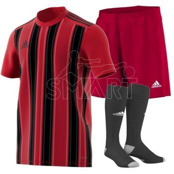 Adidas Striped 19 (czerwono-czarny)