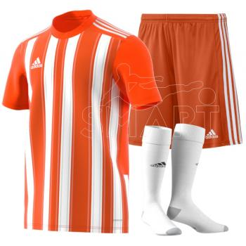 Adidas Striped 21 (pomarańczowo-biały)