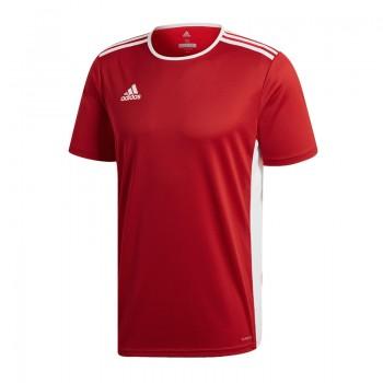 Adidas Entrada 18 (czerwony)