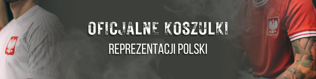 Stroje i koszulki reprezentacji Polski - StrojeSportowe.eu