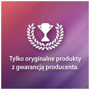 Tylko oryginalne wyroby z gwarancją producenta.