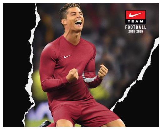 Katalog Nike 2018