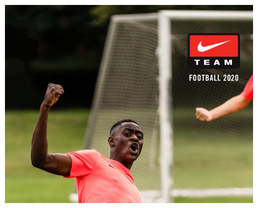 Katalog Stroje Piłkarskie Nike 2020