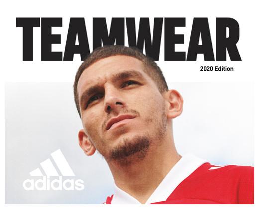 Katalog Stroje Piłkarskie Adidas 2020