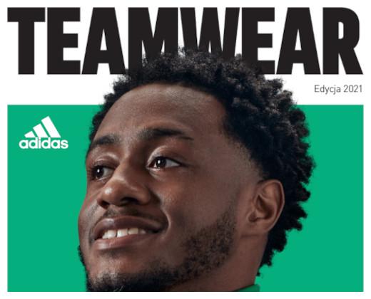 Katalog Stroje Piłkarskie Adidas 2021